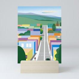 San Luis Obispo Mini Art Print