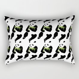 Panda Rectangular Pillow