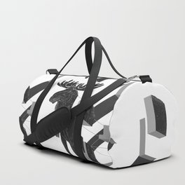 moose_deconstructed Duffle Bag
