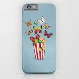 Buttercorn a.k.a Popflies iPhone Case