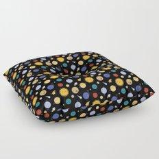 Kawaii Solar System Floor Pillow