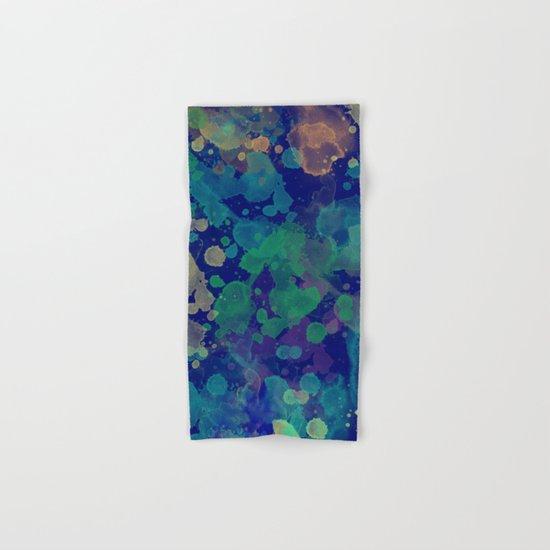 Abstract XV Hand & Bath Towel