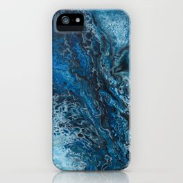 Kinetic Sequence iPhone Case