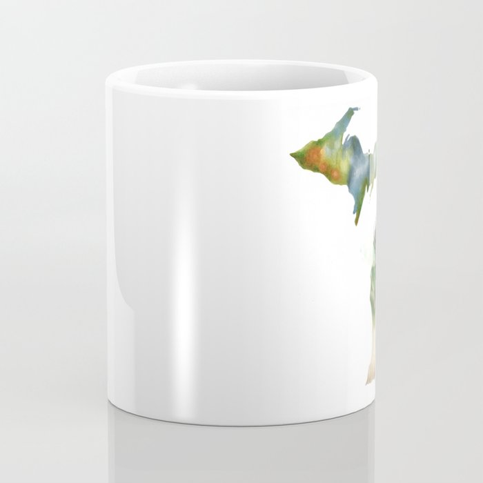 Michigan Elk Coffee Mug