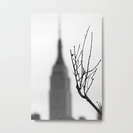 The Empire State Metal Print