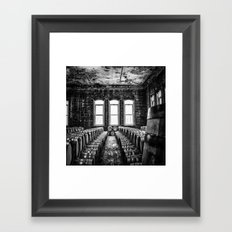 Patience for Perfection Framed Art Print