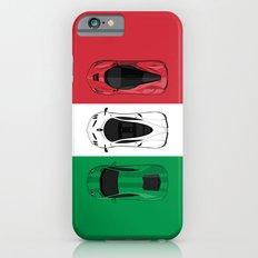 Tricolore Slim Case iPhone 6s