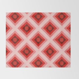 Groovy Festival Throw Blanket