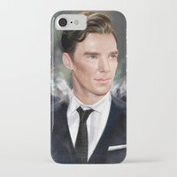 benedict iPhone & iPod Cases featuring Benedict by Raiecha