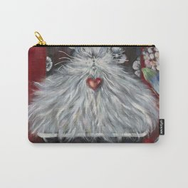 Bath Cat Carry-All Pouch