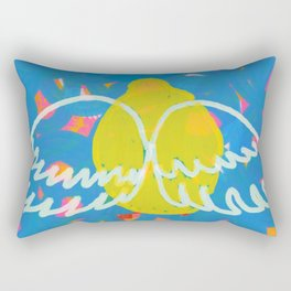Can a Lemon Go to Heaven? Rectangular Pillow