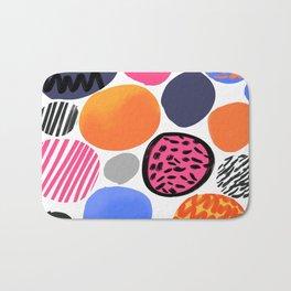 Abstrakte Formen 001 Bath Mat