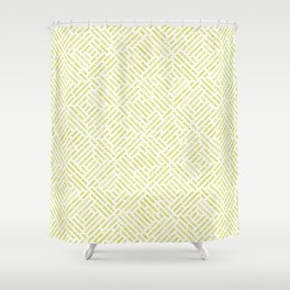 CSI TERMINOLOGY Shower Curtain