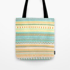 Mad Scribbles (coloured version) Tote Bag