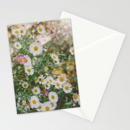 Meadow Wild Flowers Stationery Cards