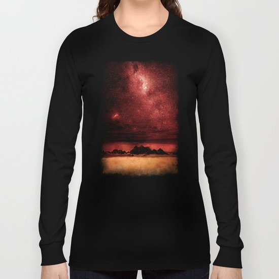wish you were here II Long Sleeve T-shirt