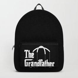 Mens The Grandfather Funny Gift for Grandpas product Backpack