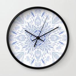 Mexican Talavera Wall Clock