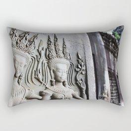 Apsaras Rectangular Pillow