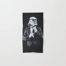 Stormtrooper in smoking Hand & Bath Towel