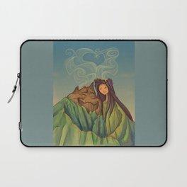 Volcano Love Laptop Sleeve