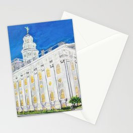Nauvoo Illinois LDS Temple Stationery Cards