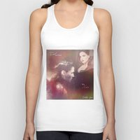 evil queen Tank Tops featuring The Evil Queen by Daniela Vasco