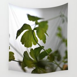 Parsley by the Window Wall Tapestry