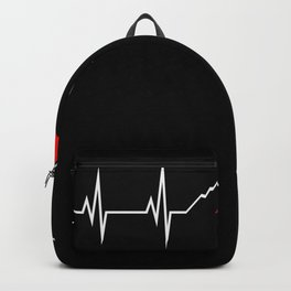 Germany Mountain Heart rate curve Backpack