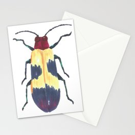 Beetle 3 Stationery Cards