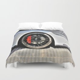The New Ford GT Duvet Cover
