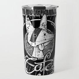 Lucky Roadkill Cafe Travel Mug