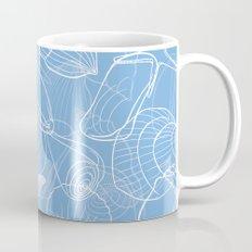 Shells Pattern Mug