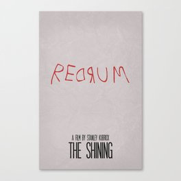 The Shining 02 Canvas Print