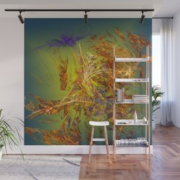 Dream of a Flower Wall Mural