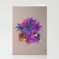 low poly Stationery Cards featuring Low Poly by Schmeez