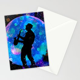 Jazz #1 New Orleans  Stationery Cards