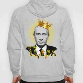 Vladimir Putin the Russian Czar Hoody
