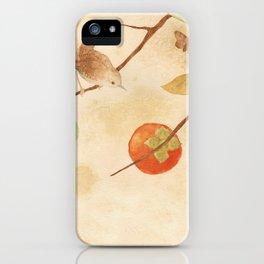 Winter Wren iPhone Case