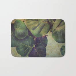 Sea Grape Bath Mat