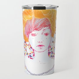 Curlycup Gumweed Travel Mug