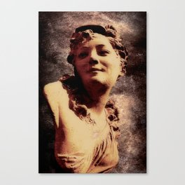 Iron Lady Canvas Print