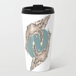 humpbacks Travel Mug