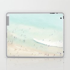beach summer fun Laptop & iPad Skin