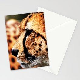Cheetah | Wildlife Photography #society6 Stationery Cards