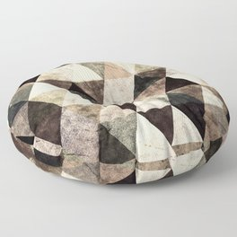 Abstract #365 Floor Pillow