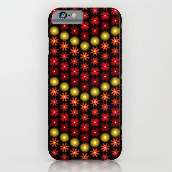 Beaded Chevrons II iPhone & iPod Case