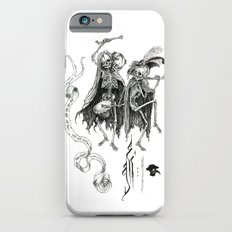 Danse Macabre iPhone 6s Slim Case