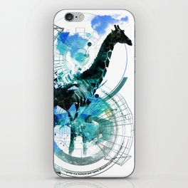 Infinite Species - Wildlife Design iPhone Skin