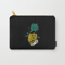 Pineapple Skateboarding Carry-All Pouch